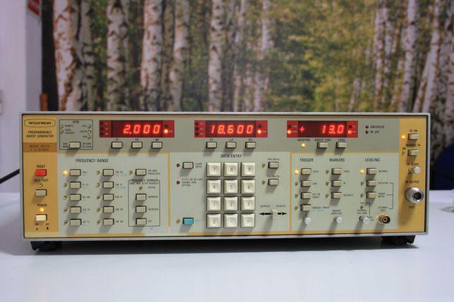 Gerador de sinais RF WILTRON 6648A  10Mhz a 20Ghz