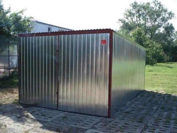 Wynajmę garaż blaszany Rzeszów ul. Chocimska 1000 lecia lub Reymonta