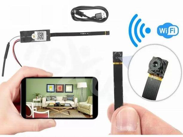 kamera wifi ukryta szpiegowska 1080p full hd detekcja IP