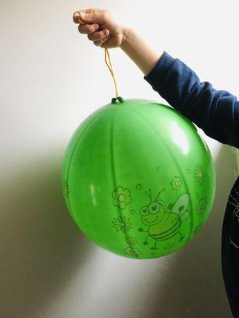 Balon na gumce duży nowy kolory