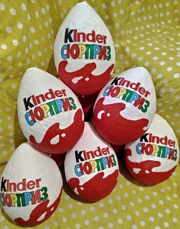 Великий Подарок Кіндер /Kinder для дітей/ дитини ручна робота /цукерки