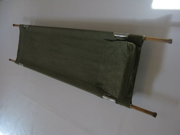 Nosze wojskowe, sanitarne, składane - aluminiowe demobil