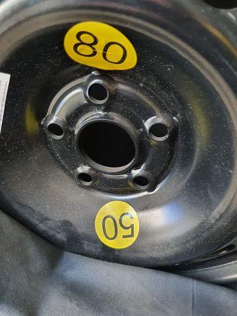 Koło dojazdowe Opel Astra J 5x105 R16