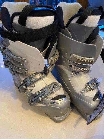 Buty narciarskie damskie rozmiar 24,5 SALOMON