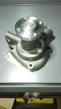 Pompa wody Fendt renault z silnikiem MWM F281200.610010
