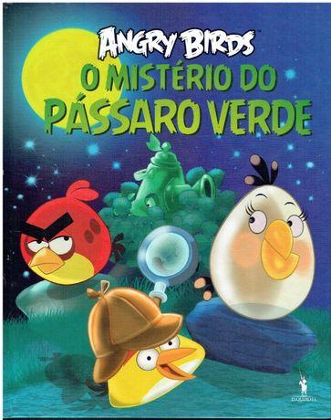 10251 Angry Birds - O Mistério do Pássaro Verde