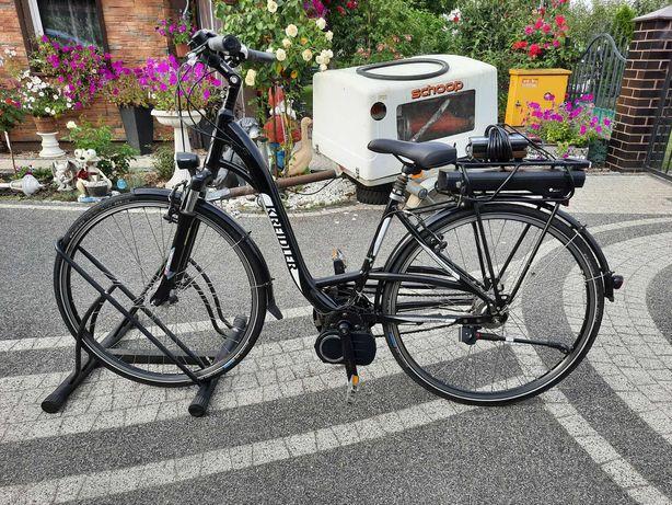 Nowy rower elektryczny kreidler vitality v2 testowy