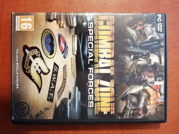 Combat Zone: Special Forces PC premierowa. Polska wersja