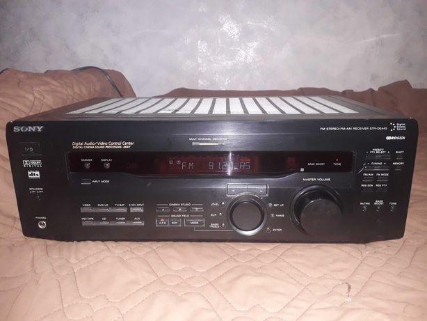 Ресивер Sony STR-DE445, 5-ти канальный