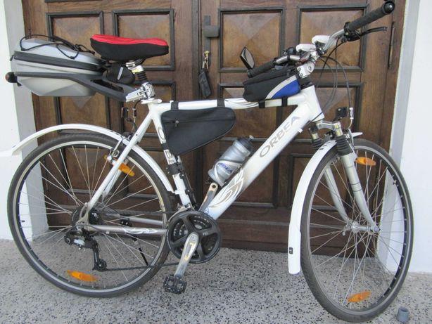 rower trekingowy (szosowy) Orbea (biały) – stan idealny