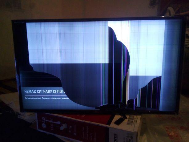 Продаю телевізор на відновлення або на запчастини