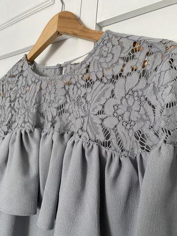 Vestido c/ renda H&M