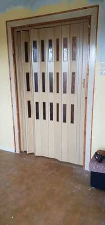 drzwi przesuwne 116x200  lub 80x200