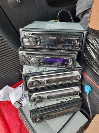 Radio samochodowe USB