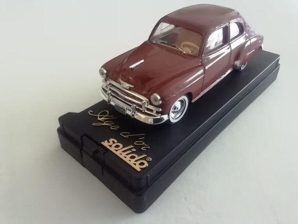 1/43 Chevrolet Sedan - 1950 (Solido)