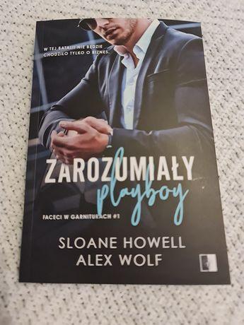 """Sloane Howell, Alex Wolf """"Zarozumiały playboy"""""""