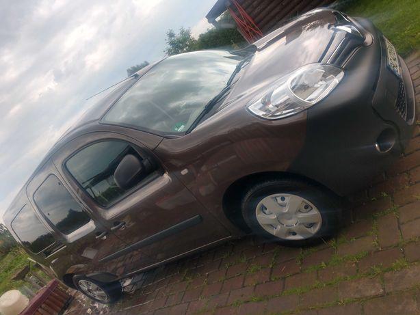 Renault kangoo maxi 81 кв. 7мість 2015 lift 6мт