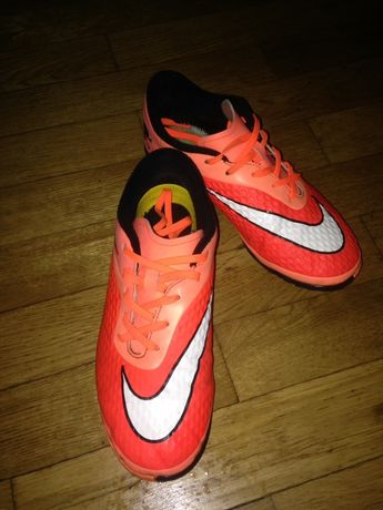 Сороконожки Nike jr hypervenom phelon tf оригинал