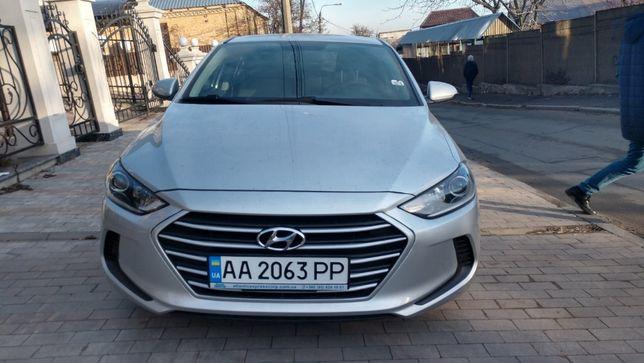 Hyundai Elantra 2017 2.0 DOHC - на учете возможен лизинг, кредит