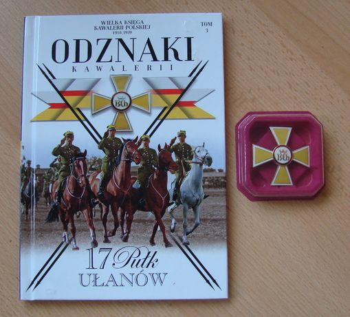 Odznaka 17 Pułku Ułanów