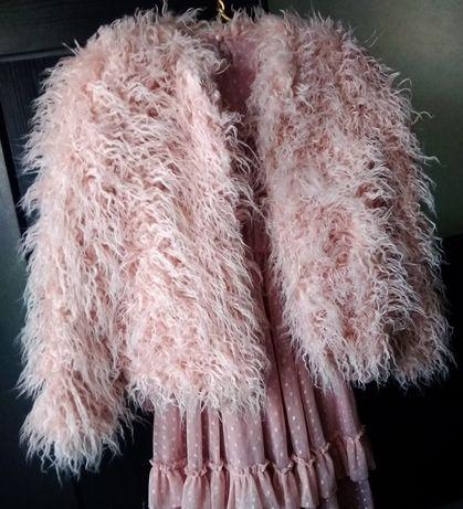 Продам пиджак-полушубок