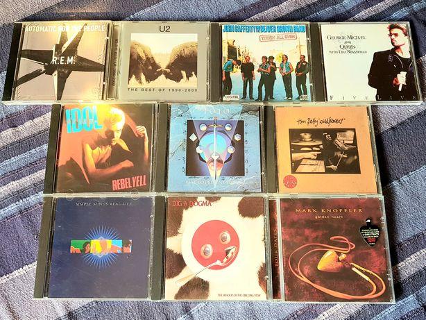 Lote de 10 CDs - Rock 2 (Portes Grátis)