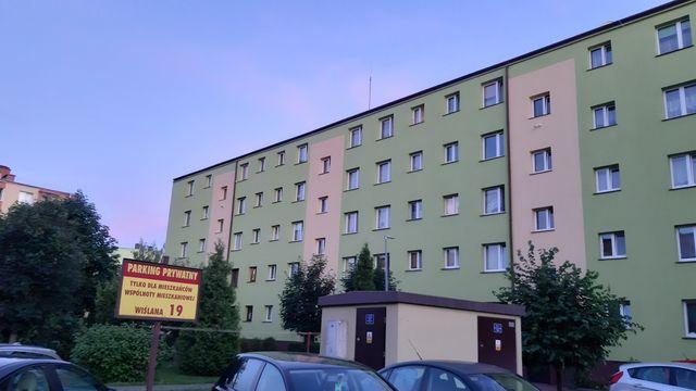 Mieszkanie 2 pokoje Oś. Wiślana