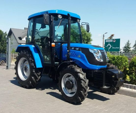Nowy Traktor Ciagnik Solis 50 km naped 4x4 , pod dotacje PROW