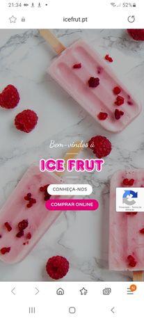 Venda de granizados e gelados soft Cresco Italiano.