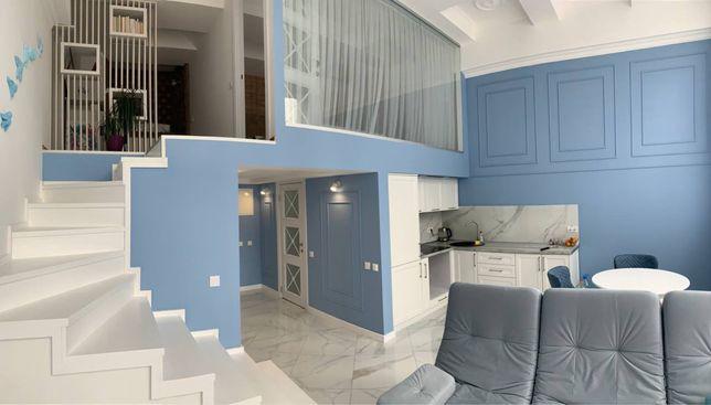 Квартира з дизайнерським ремонтом