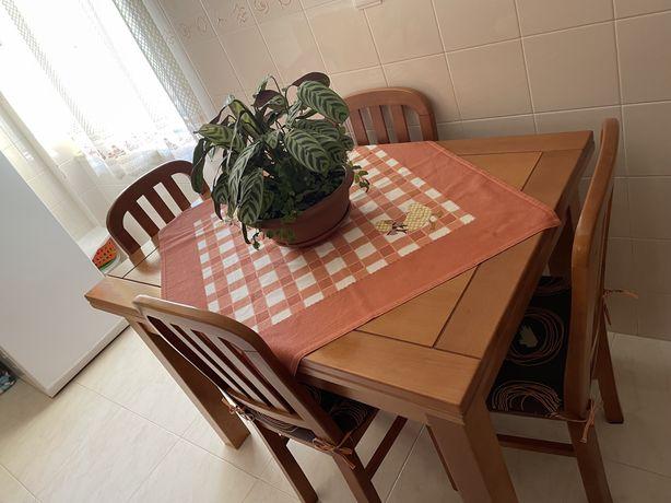 Mesa cozinha como nova