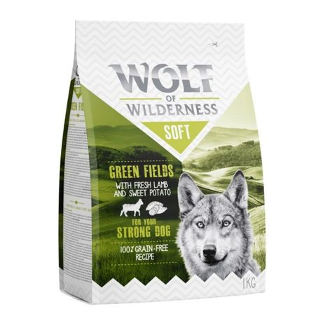 "Jagnięc Wolf of Wilderness ""Soft & Strong 1 kg ,"