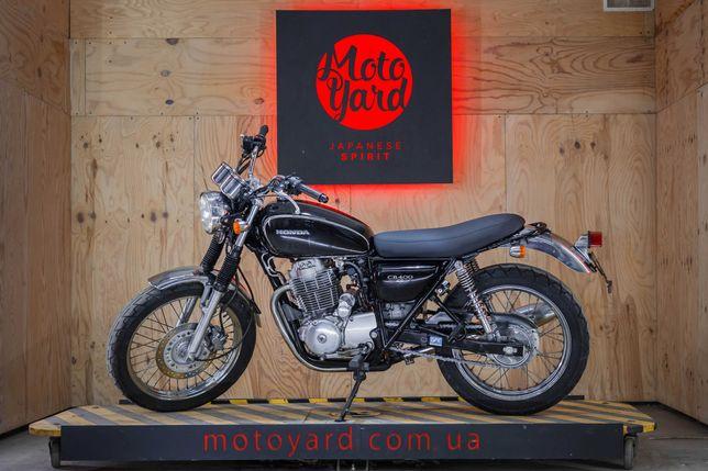 Мотоцикл Honda CB400SS-E из Японского Мотосалона