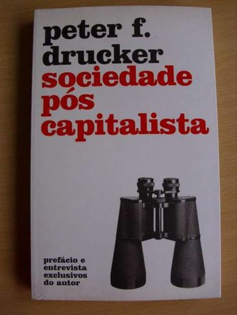 Sociedade pós Capitalista de Peter F. Drucker
