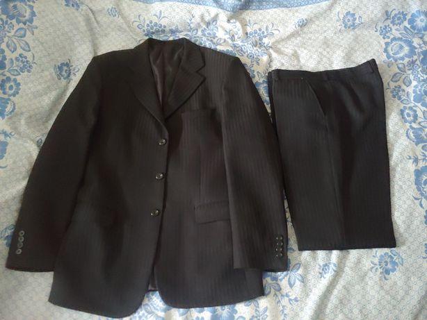 Мужской костюм турецкий производство Турция Alcino мужские брюки