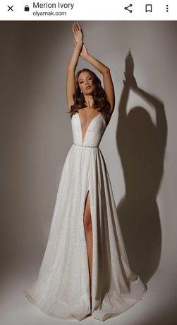Платье свадебное Olya Mak