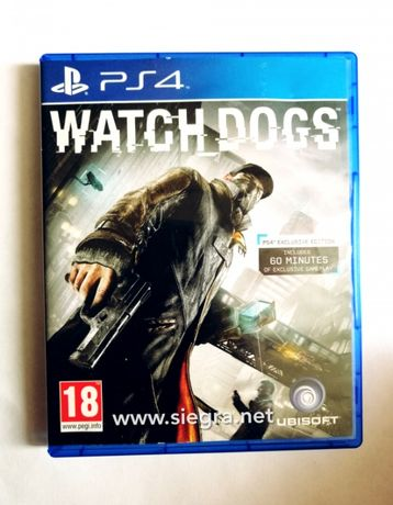 Watch dogs Ps4 ps4