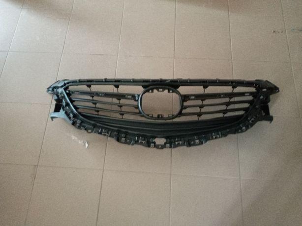Решотка радиатора Мазда 6 12-, Mazda 6, CHP9-50-712