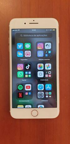 iPhone 7 plus 128 Gb ainda com 3 meses de garantia