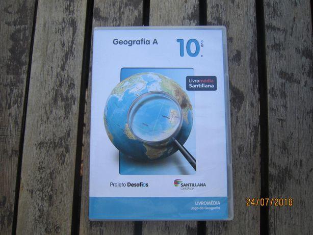 Geografia A 10º cd