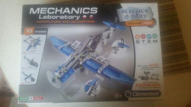 Clementoni samoloty i helikoptery