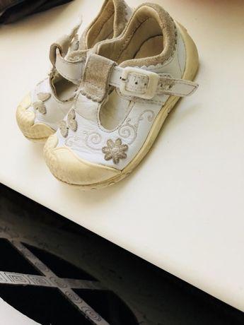Босоножки туфли Clark's 21 размер