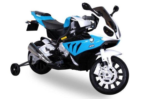 Licencjonowany Motor na akumulator BMW S1000RR