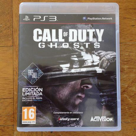 Jogos para PS3 em ótimo estado