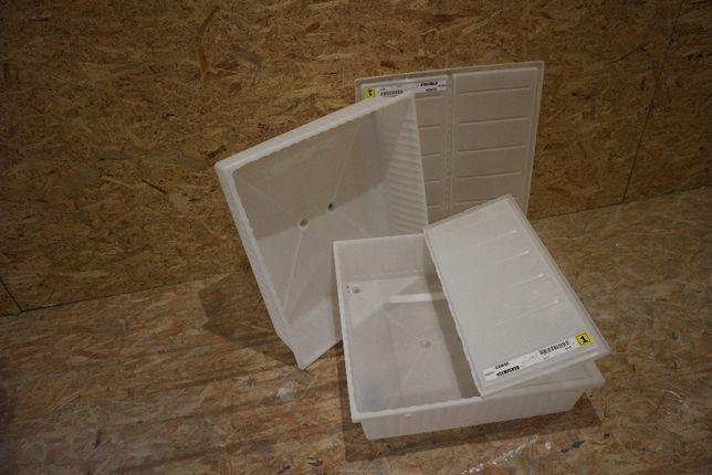 2 szt szuflady pod łuzko ikea