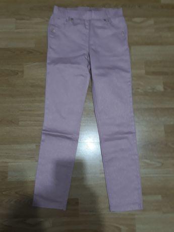 Spodnie jeansy brokatowe Coccodrillo Rozm. 140