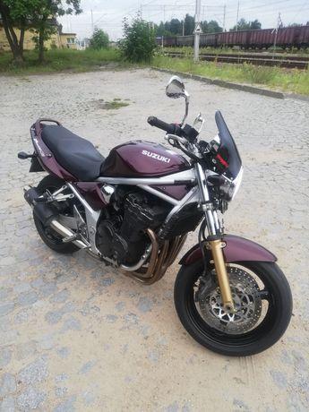 Suzuki bandit 1200n sprzedaż/zamiana za enduro