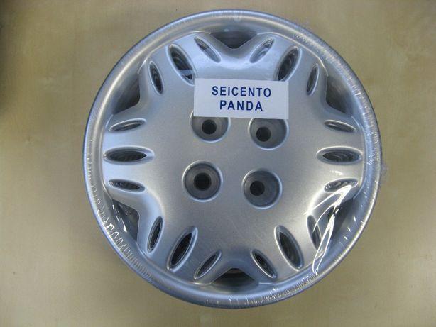 Kołpaki 13 Fiat Seicento Fiat Panda Przykręcane NOWE