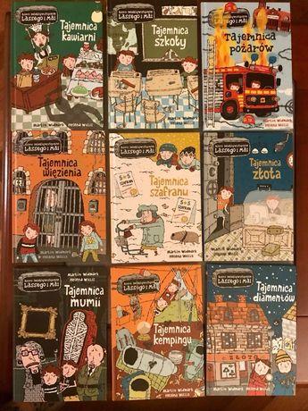 Kolekcja ksiązek dla dzieci