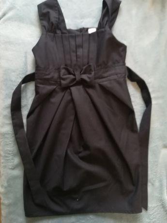 Sukienka czarna 134